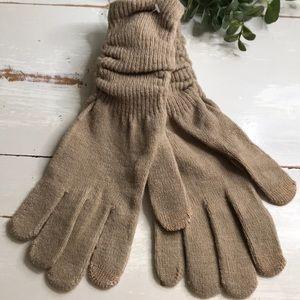 Lightweight winter gloves